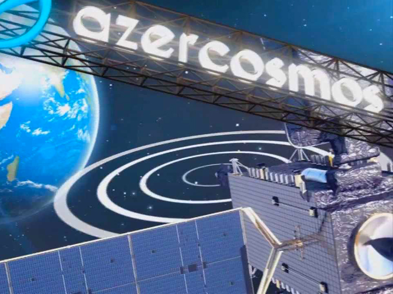 Azerspace-2 Communications Satellite Project Feasibility Study